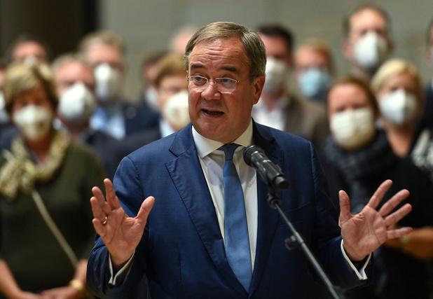 Allemagne: Armin Laschet prêt à démissionner de la présidence de la CDU