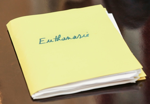 Euthanasie : un chiffre record en 2019