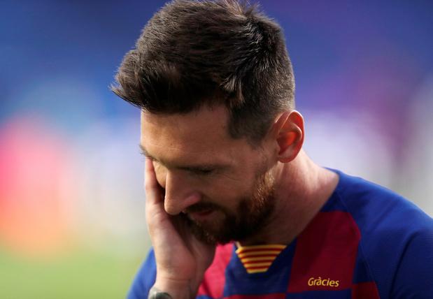 Lionel Messi annonce qu'il reste au FC Barcelone