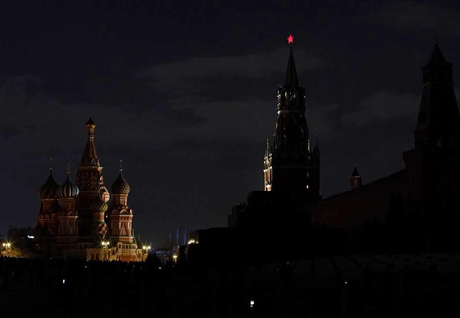 In beeld: toeristische hotspots maken het donker voor Earth Hour