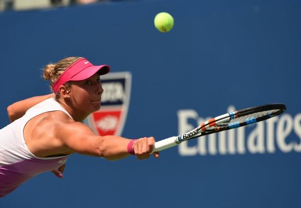 Yanina Wickmayer une nouvelle fois battue au premier tour des qualifications de Roland-Garros