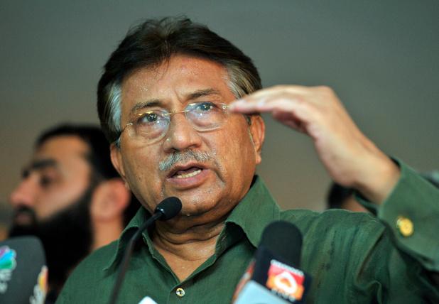 L'ancien président pakistanais Pervez Musharraf condamné à mort