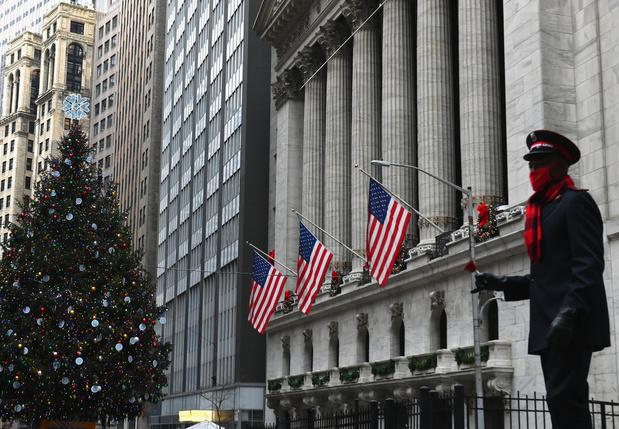 """La difficile avancée des Afro-Américains à Wall Street: """"Rien ne change"""""""