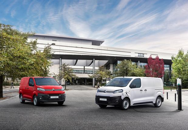 Ouverture des commandes pour le Citroën ë-Jumpy