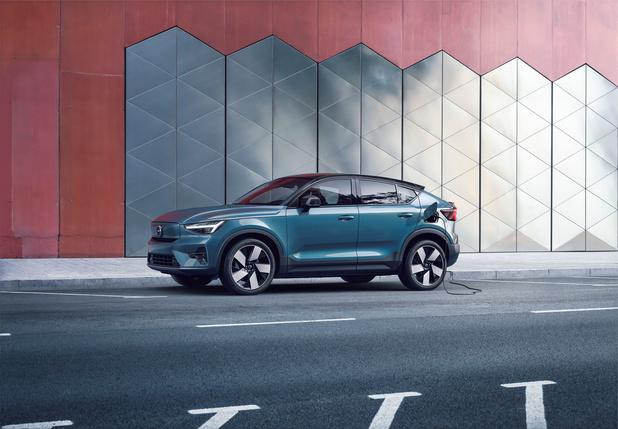 Volvo Cars ouvre les commandes de son nouveau C40 Recharge