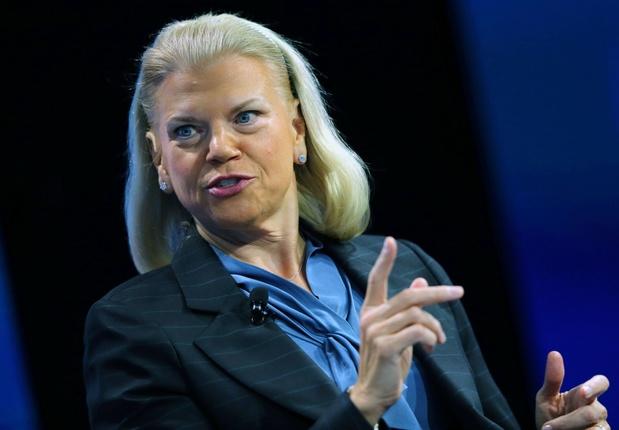 Ginni Rometty stopt als CEO IBM