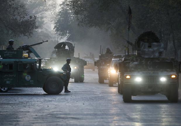Une attaque dans l'université de Kaboul fait au moins 19 morts — Afghanistan