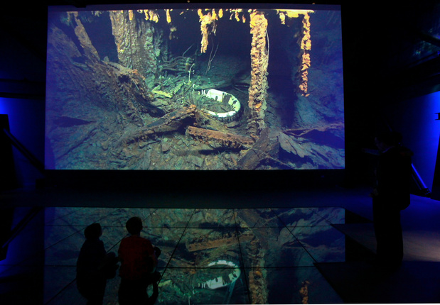 Duikexpeditie onthult versnelde verdwijning van Titanic-wrak