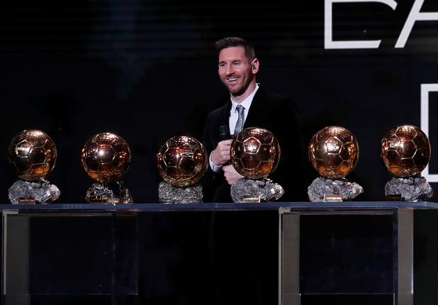 """Messi: """"Il ne faut jamais cesser de rêver, de travailler, de prendre du plaisir"""""""