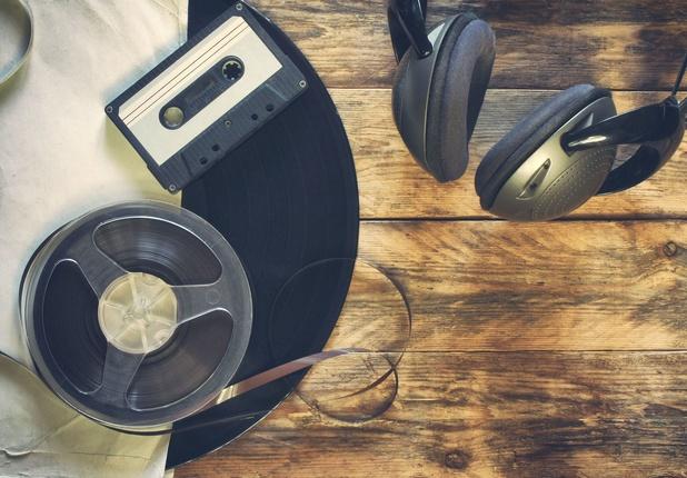 L'épiphanie de la cassette audio