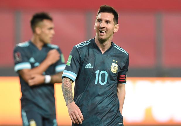 Copa America wordt niet in Argentinië gespeeld