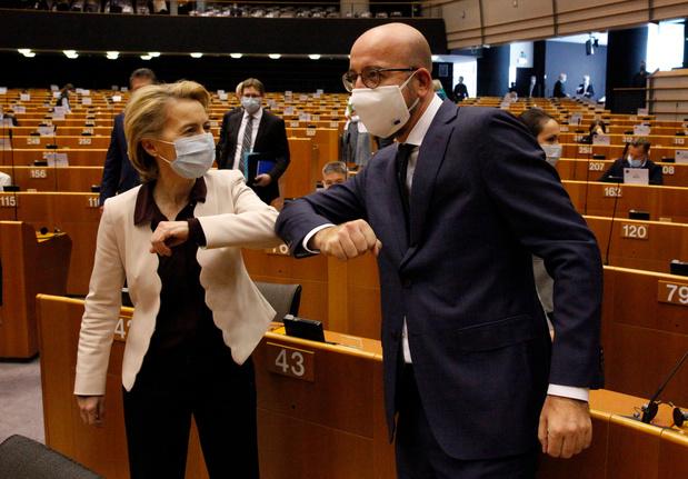L'Europe propose à Joe Biden un nouveau partenariat transatlantique