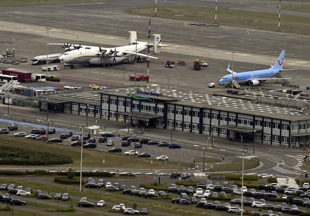 L'activité cargo et le trafic aérien augmentent à l'aéroport d'Ostende-Bruges