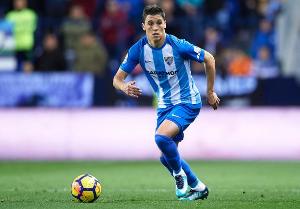 Le Club Bruges attire un joueur de Malaga