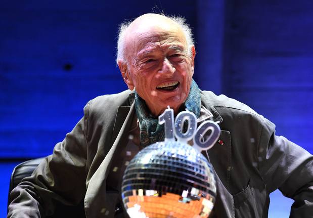 """Edgar Morin a 100 ans: """"La menace écologique, c'est comme dans la chanson, 'J'y pense et puis j'oublie'"""""""