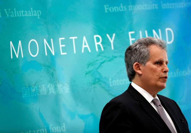 Le numéro 2 du FMI David Lipton remplace provisoirement Lagarde