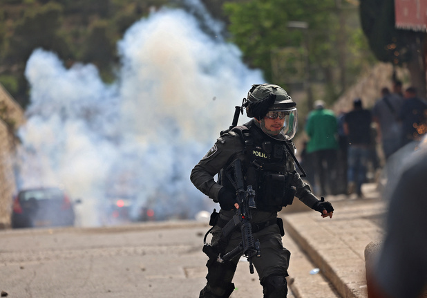 Frappes meurtrières sur Gaza après des tirs de roquettes, tandis que Jérusalem est sous tension