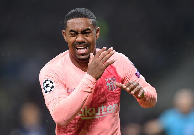 Malcolm va quitter le Barça pour rejoindre le Zénith contre 40 millions d'euros