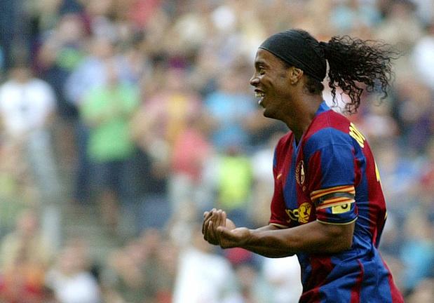 Quiz du jour: les Brésiliens du Barça