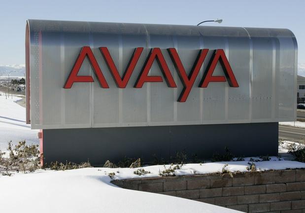 Avaya staat te koop