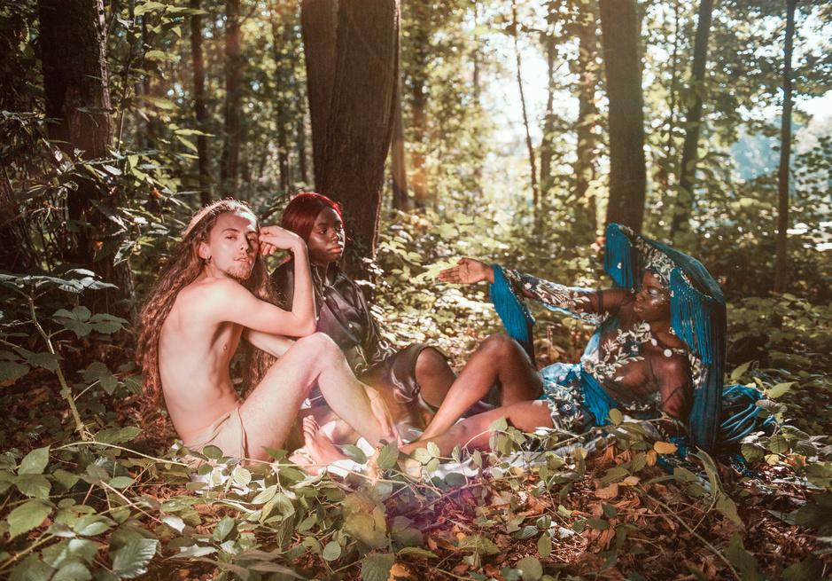 Fotoproject Magdalene's Sin: 'Geweld op vrouwen mag niet vergeten worden'