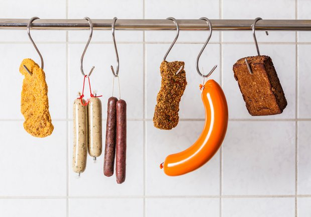 Vleesvervangers vervangen niet altijd vlees