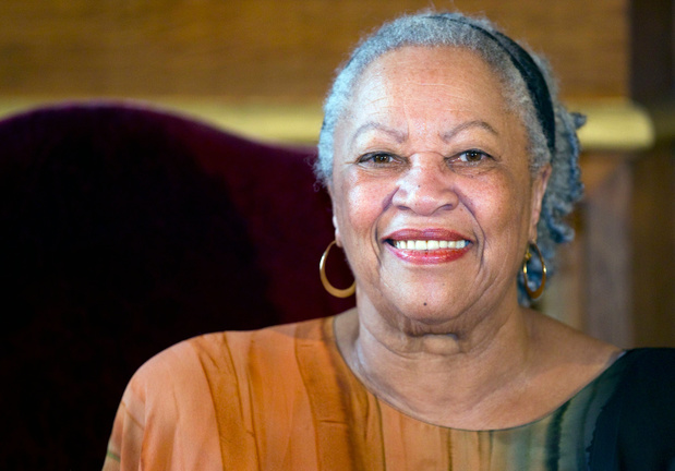 Rest in power, Toni Morrison !