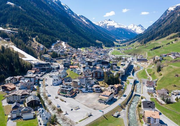 La station d'Ischgl au Tyrol: la gestion de ce foyer épidémique du coronavirus dans le viseur