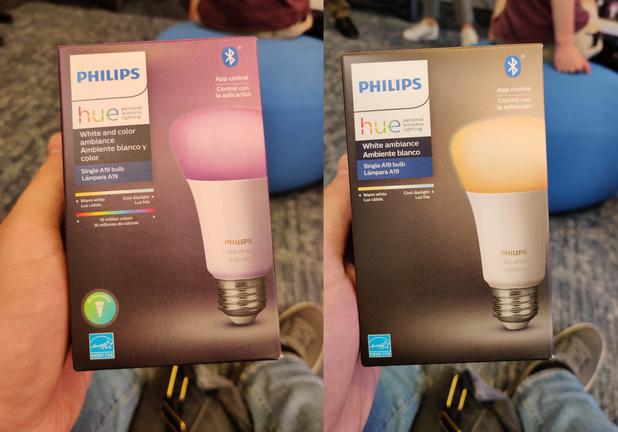 Slimme Philips Hue-lampen werken binnenkort ook op bluetooth
