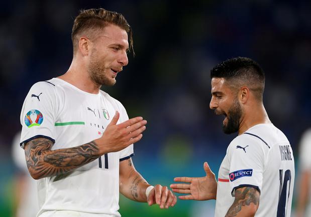 Euro 2021: l'Italie punit la Turquie en match d'ouverture