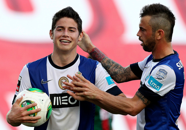 Quiz du jour: les plus grosses ventes du FC Porto