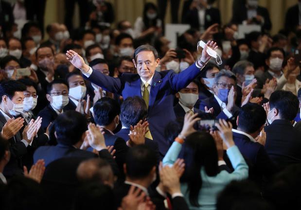 Yoshihide Suga, un nouveau Premier ministre japonais symbole de continuité