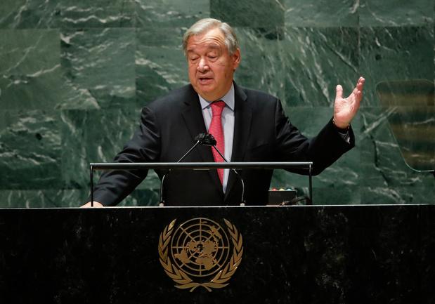 Nobel de la paix: le chef de l'ONU appelle à un effort mondial pour protéger la liberté de la presse