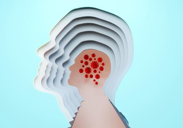 Covid-19 : la schizophrénie, deuxième facteur de surmortalité après l'âge