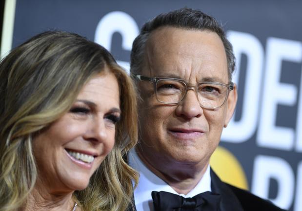 Acteur Tom Hanks en vrouw Rita Wilson besmet met coronavirus