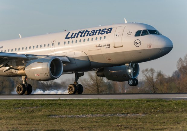 Grondpersoneel Lufthansa akkoord met 200 miljoen euro besparingen