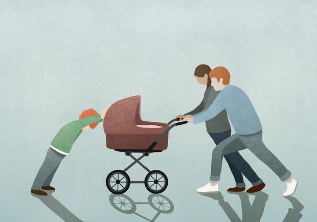 """Burn-out parental : """"Il est difficile de développer des mécanismes de défense contre cet enfant qu'on adore tant"""""""