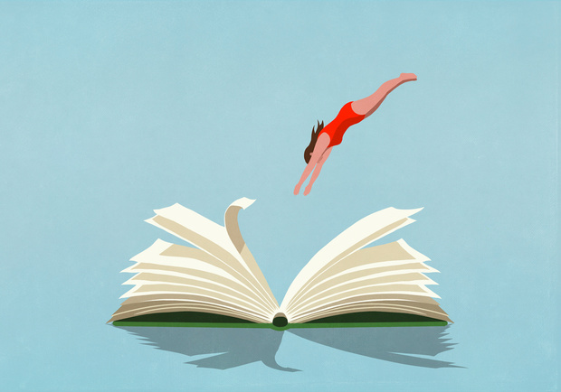 Boekentips: 7 romans om even in te verdwijnen