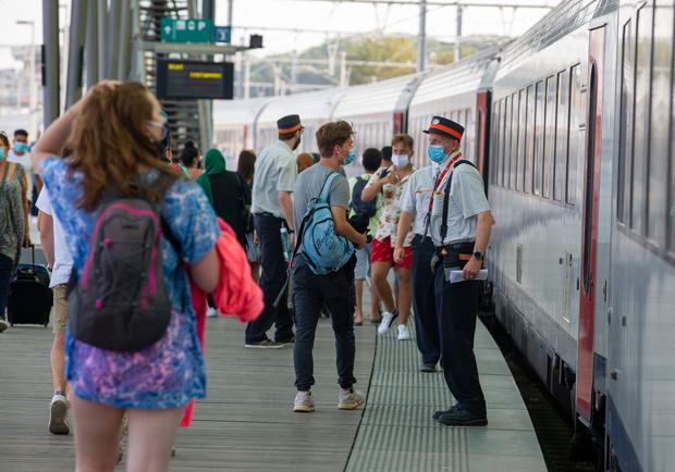 Côte-Express: réservez votre train pour la Côte belge
