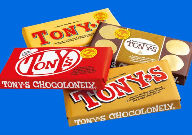 'Lookalike'-repen Tony's Chocolonely roepen chocolade-industrie op om méér te doen