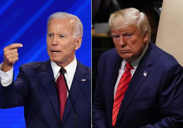 Trump a bien demandé au président ukrainien d'enquêter sur Biden, les principaux intéressés démentent
