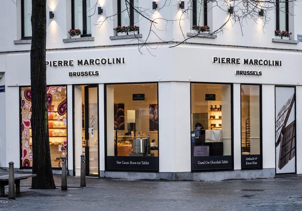 Maison Pierre Marcolini opent flagshipstore