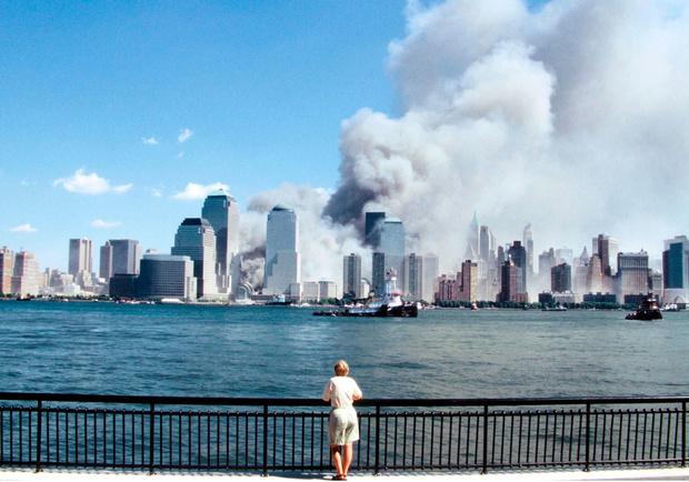 Ce mardi de septembre 2001 que personne n'oubliera jamais