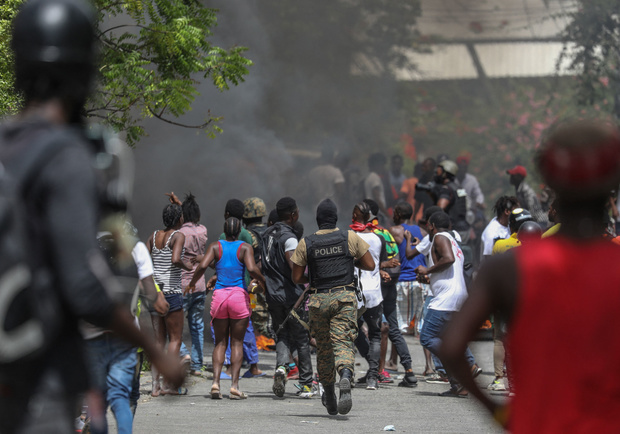 Haïti s'enfonce dans le chaos