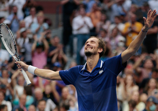 US Open: Medvedev s'offre son 1er sacre (et prive Djokovic du Grand Chelem calendaire)