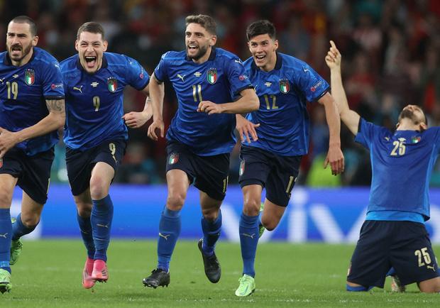 De Chiellini à Mancini: pourquoi l'Italie va être championne d'Europe (VIDÉO)