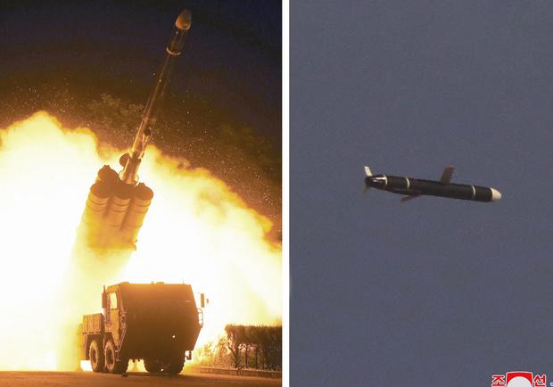 Corée du Nord: un nouveau missile qui inquiète Washington