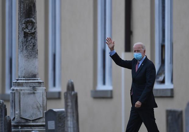 Biden promet une série de décrets dès mercredi tandis que Washington en état d'alerte