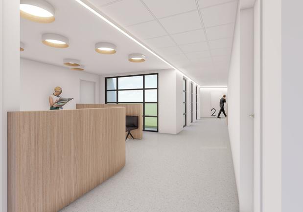 Sint-Trudo Ziekenhuis bouwt interdisciplinair hoofd-halscentrum