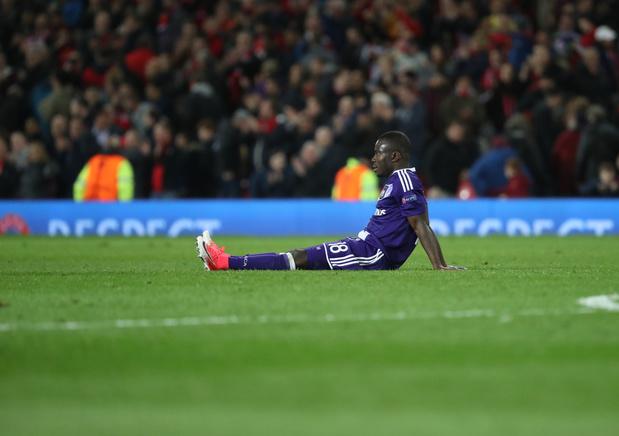 Anderlecht condamné par la FIFA pour le transfert d'Acheampong